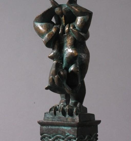 Скульптура — Инстинкт