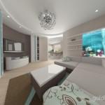 1 перспектива гостиной цветовое решение 1
