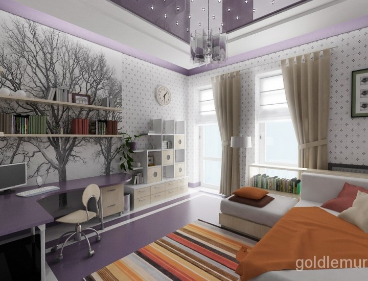 Дизайн интерьера 5-ти комнатной квартиры