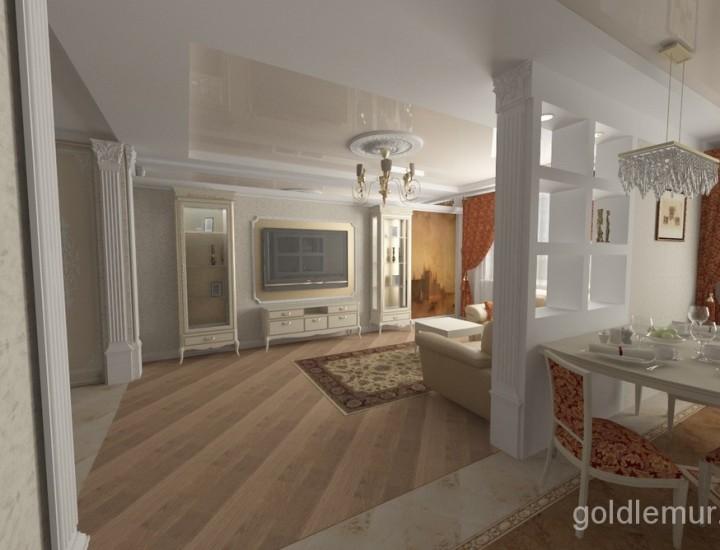 Дизайн интерьера — Уютная классика