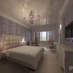 10 перспектива спальни
