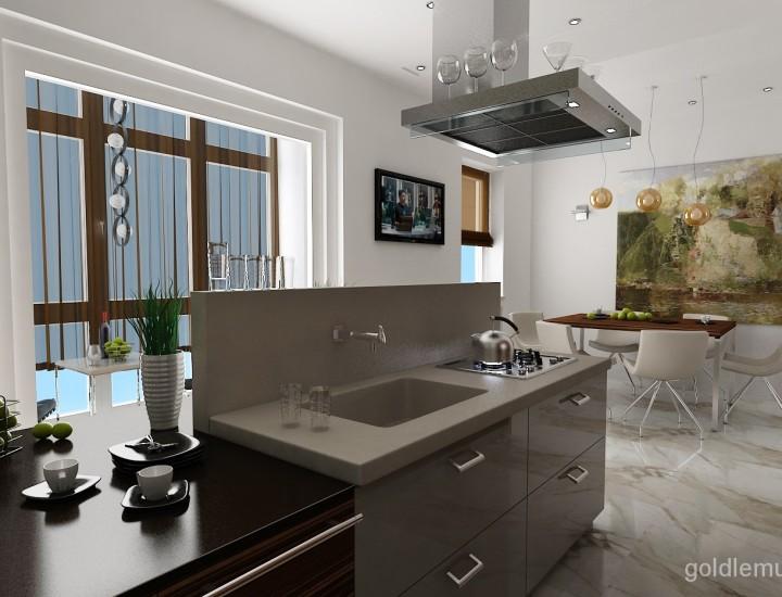 Дизайн 5-ти комнатной квартиры