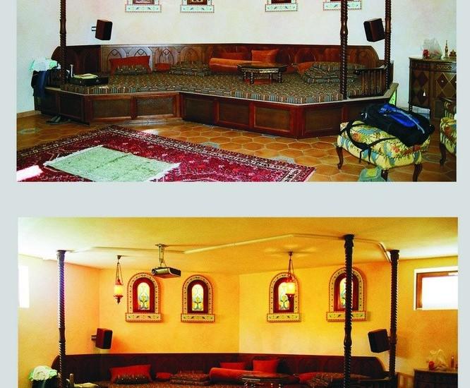 Эксклюзивная мебель для клубов и ресторанов