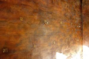 Декоративный рельеф в частном доме
