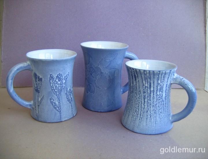 Кружки из керамики