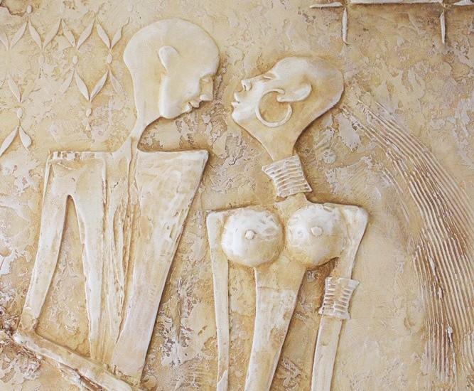 Рельеф — Африканская история