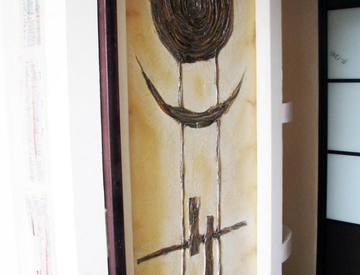 Рельеф — декоративное панно