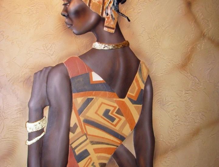 Рельеф «Африка»