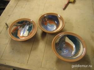 Декоративные изделия из керамики