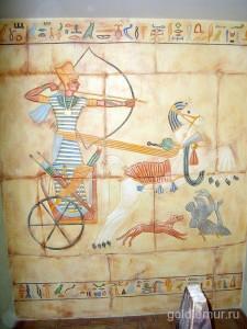 Рельеф — Египет